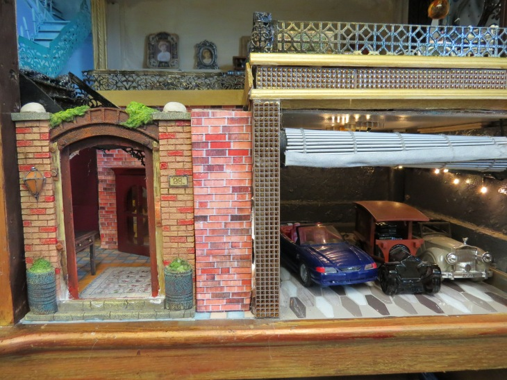 2. entrance and garage
